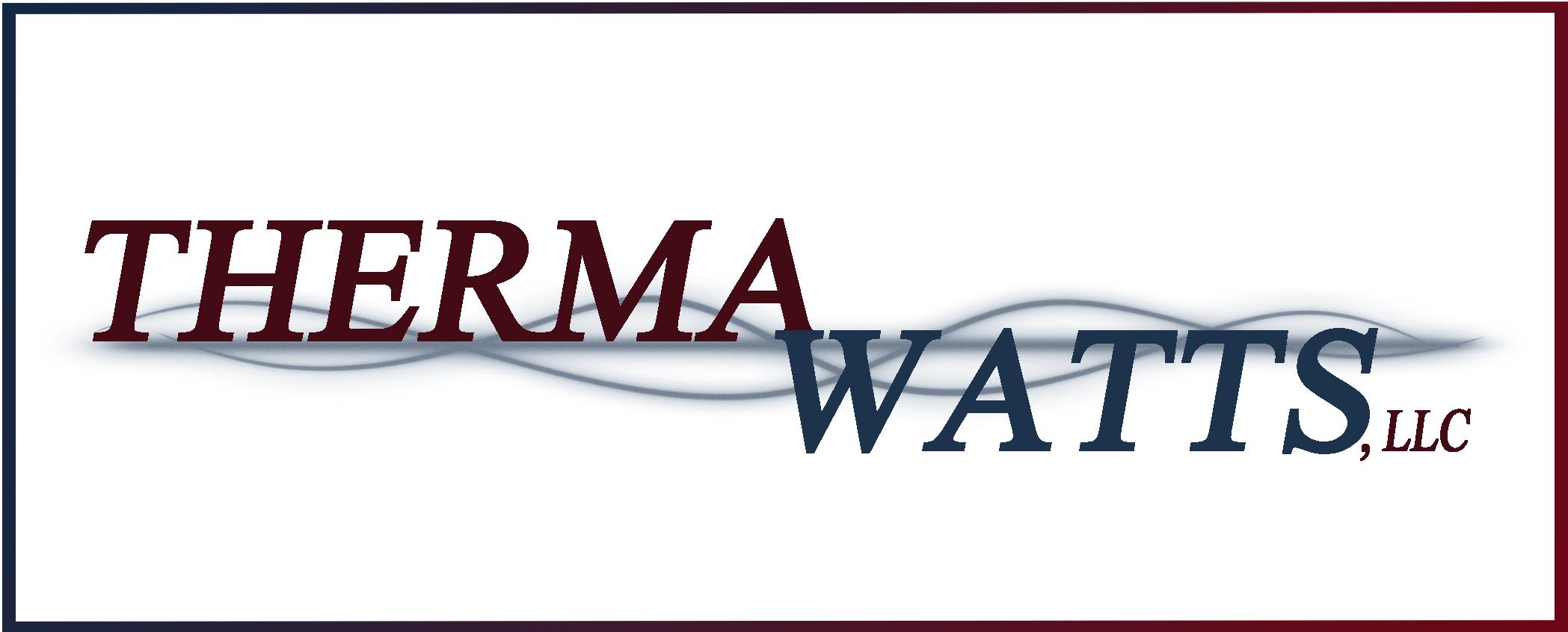 ThermaWatts, LLC Logo