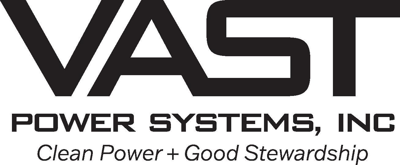 VAST Power Systems, Inc. Logo